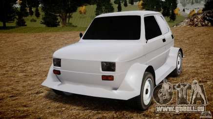 Fiat 126p Bis Rally für GTA 4