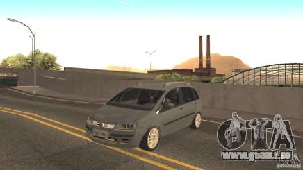 Fiat Idea HLX für GTA San Andreas