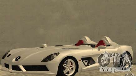 Mercedes-Benz SLR McLaren Stirling Moss pour GTA San Andreas