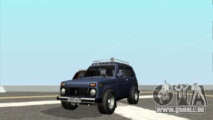 VAZ 21213 Offroad für GTA San Andreas