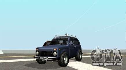 VAZ 21213 Offroad pour GTA San Andreas