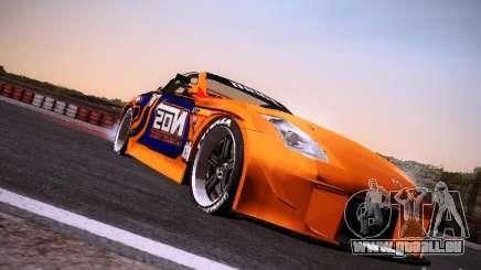 Nissan 370Z Chris Forsberg für GTA San Andreas