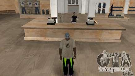 Hose für GTA San Andreas