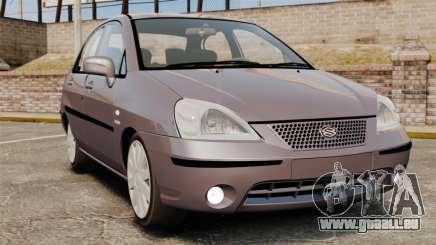 Suzuki Liana GLX 2002 pour GTA 4
