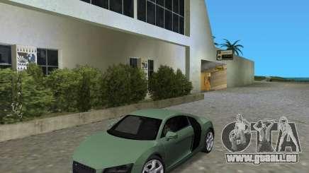 Audi R8 4.2 Fsi pour GTA Vice City
