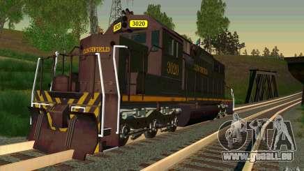 Clinchfield sd40 pour GTA San Andreas