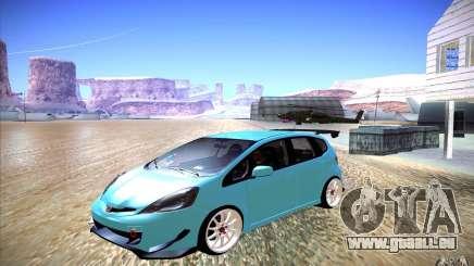 Honda Fit für GTA San Andreas
