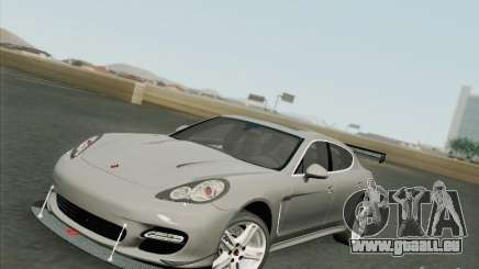 Porsche Panamera Turbo 2010 pour GTA San Andreas