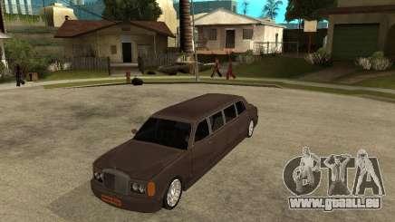 Rolls Royce Silver Seraph für GTA San Andreas