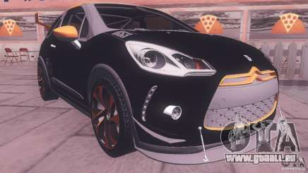 Citroen DS3 Tuning pour GTA San Andreas