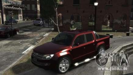 Volkswagen Amarok TDI 2011 für GTA 4