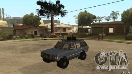 Range Rover Off Road pour GTA San Andreas