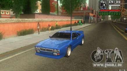 Lancia 037 Stradale pour GTA San Andreas