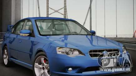 Subaru Legacy 2004 v1.0 pour GTA San Andreas