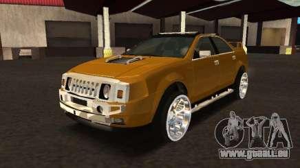 Hummer H0 pour GTA San Andreas