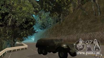 BTR-152 pour GTA San Andreas