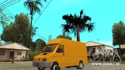 Iveco Turbo Daily für GTA San Andreas
