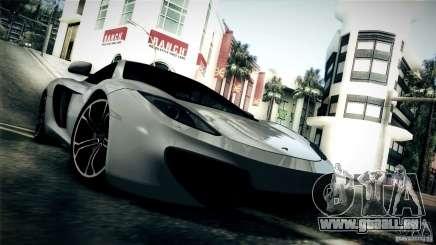 McLaren MP4-12C 2012 pour GTA San Andreas