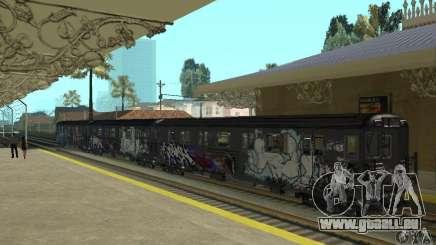 GTA IV Enterable Train pour GTA San Andreas