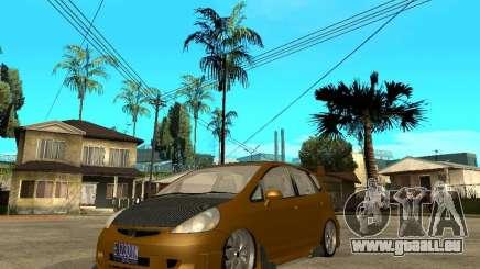 Honda Jazz Sport pour GTA San Andreas