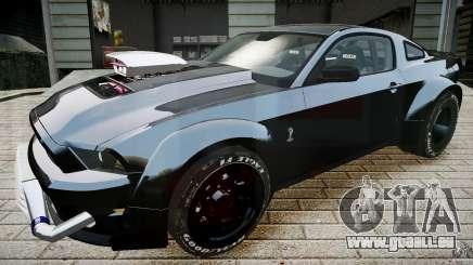 Ford Shelby GT500 für GTA 4