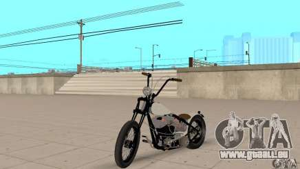 Chopper Shovel HD v2.1-mat pour GTA San Andreas