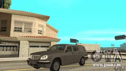GAZ 311052 Wolga (Neugestaltung) v1. 0 für GTA San Andreas