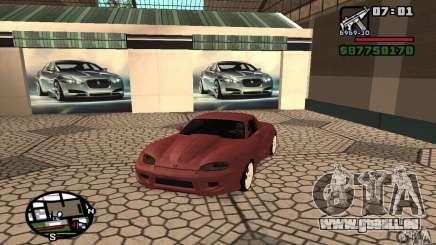 Mazda MX-5 Tuning für GTA San Andreas