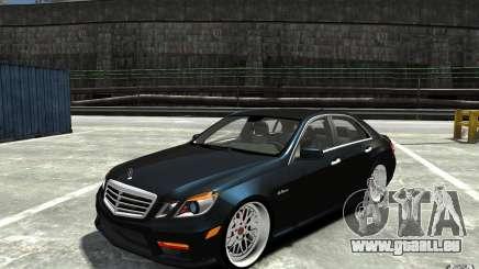 Mercedes Benz E36 AMG 2010 pour GTA 4