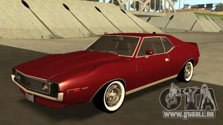 AMC AMX Stock für GTA San Andreas
