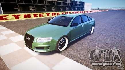 Audi RS6 2009 für GTA 4