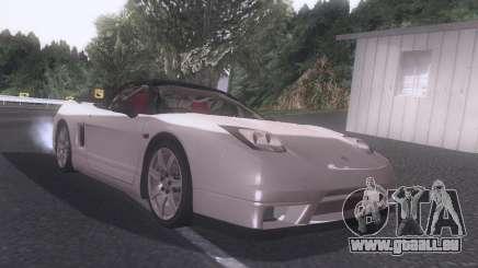 Honda NSX Japan Drift pour GTA San Andreas