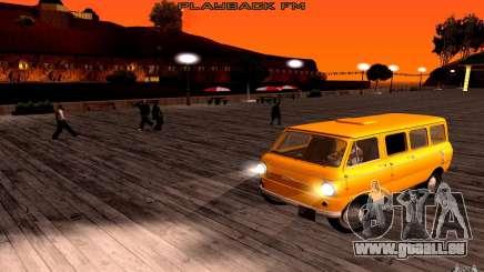 ZAZ 970 für GTA San Andreas