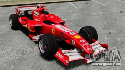 Ferrari F2005 für GTA 4