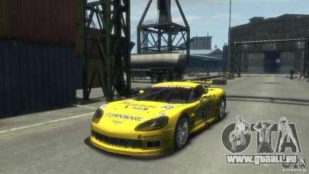 Chevrolet Corvette C6-R für GTA 4