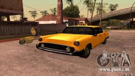 Glendale Cabbie für GTA San Andreas