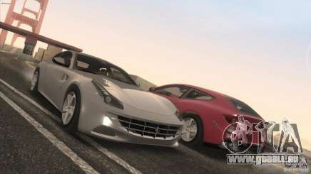 Ferrari FF 2011 V1.0 für GTA San Andreas