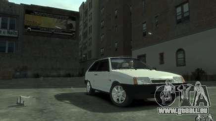 VAZ 21083i für GTA 4
