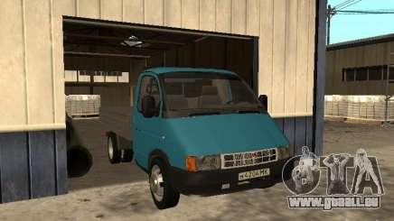 GAZ 33021 pour GTA San Andreas
