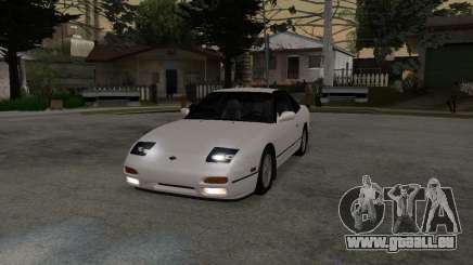 Nissan 240SX (stock) pour GTA San Andreas