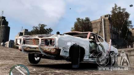 Flatout Shaker IV pour GTA 4