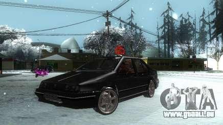 Renault 19 Chamade pour GTA San Andreas