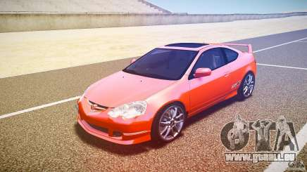Acura RSX TypeS v1.0 stock pour GTA 4