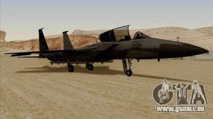 F-15C pour GTA San Andreas