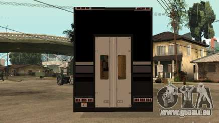 Custom Kenworth w900 - Custom - Trailer pour GTA San Andreas