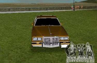 Pontiac Grand Prix für GTA Vice City