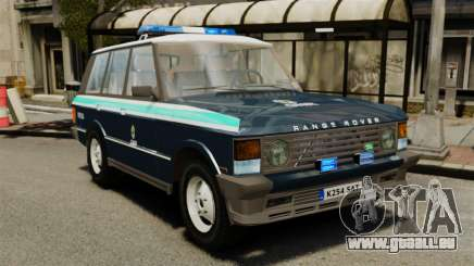 Range Rover Classic ELS für GTA 4