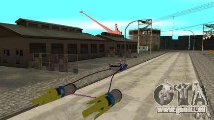 Star Wars Racer für GTA San Andreas