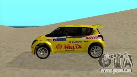 Suzuki Rally Car für GTA San Andreas