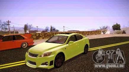 Lexus I SF für GTA San Andreas